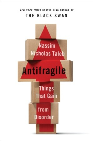 antifragile What books Abnormal Returns readers bought in November 2012